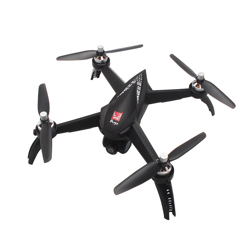 Wholesale MJX Bugs 5W - Brushless Motors, GPS, 1080P, WiFi Camera, 6 Axis Gyro, APP