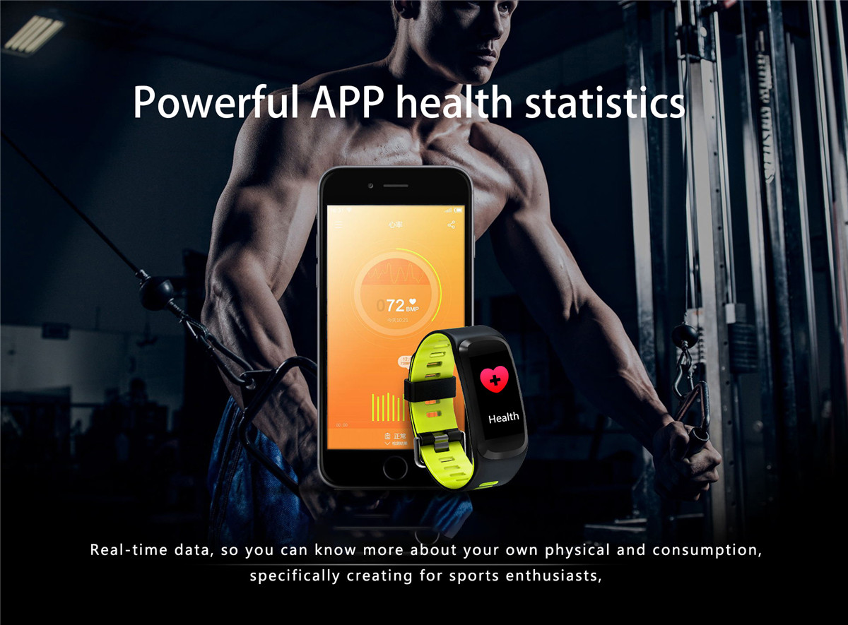 images/wholesale-electronics-2019/NO1-F4-Fitness-Tracker-Bracelet-096-Inch-OLED-Screen-Bluetooth-40-Multi-sport-Mode-Heart-Rate-Blood-Pressure-Blue-plusbuyer_98.jpg