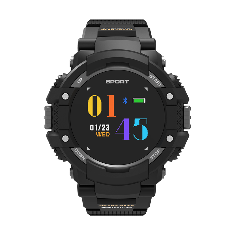 images/wholesale-electronics-2019/No1-F7-Smartwatch-GPS-Bluetooth-42-Heart-Rate-Pedometer-Sleep-Monitor-Call-Alert-IP67-Waterproof-Black-plusbuyer.jpg