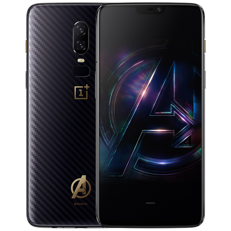 Wholesale OnePlus 6 Android Smartphone - 6.28 Inch Optic AMOLED Screen, Snapdragon 845 CPU, 256GB ROM, Dual Rear Camera (Limited Edition)