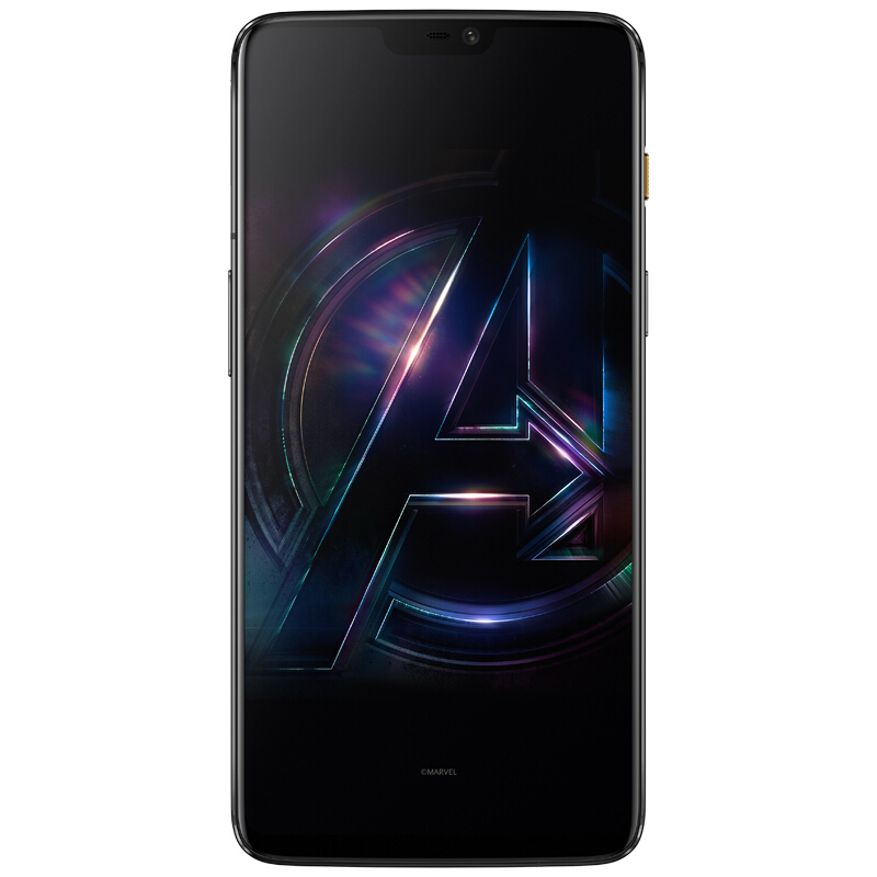 OnePlus 6 Android Smartphone - 6.28 Inch Optic AMOLED Screen, Snapdragon 845 CPU, 256GB ROM, Dual Rear Camera (Limited Edition)