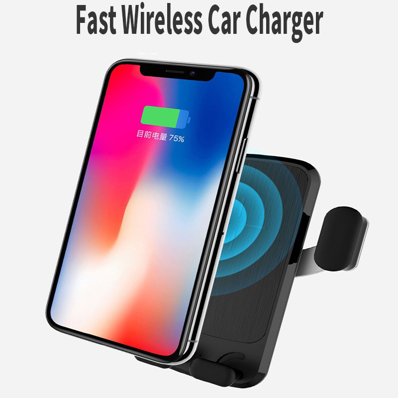 Wholesale Qi Vehicle Wireless Phone Charger - Qi Compliant, 76% Efficiency, 5V 1A Output 5W . 7.5W .10 W