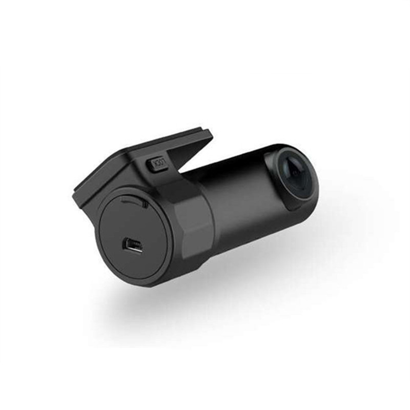 Smart Car Camcorder - Wi-Fi, Smartphone App, 170 Degree Wide Angle Lens, Loop Recording, Ignition Start