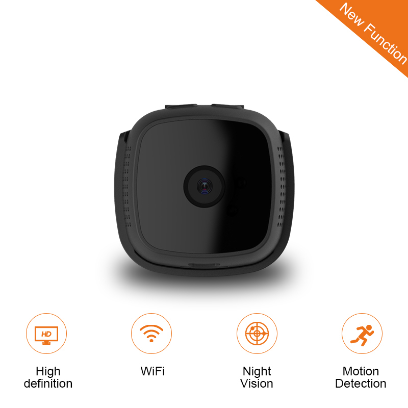Wholesale Wifi mini-Motion Mamera -FHD Resolution, loop Recording, Motion Detection, Night Vision, Remote Control