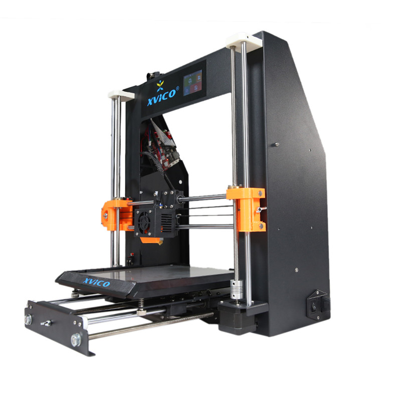 Wholesale XVICO 3D Printer X1 - 2.4 Inch Touch Screen, Detachable Print Platform, Remote Feed, Auo-Leveling