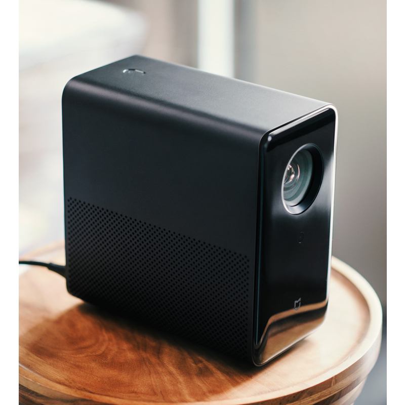 Xiaomi DLP Projector - 800 ANSI, 4K Support, 120-inch Projection, Quad-core, 0.47 inch DMD