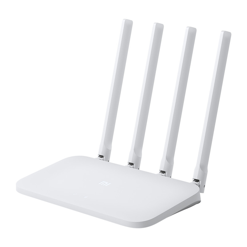 Wholesale Xiaomi Mi 4C Wireless Router - 2.4G WiFi, 4 External Antennas, A