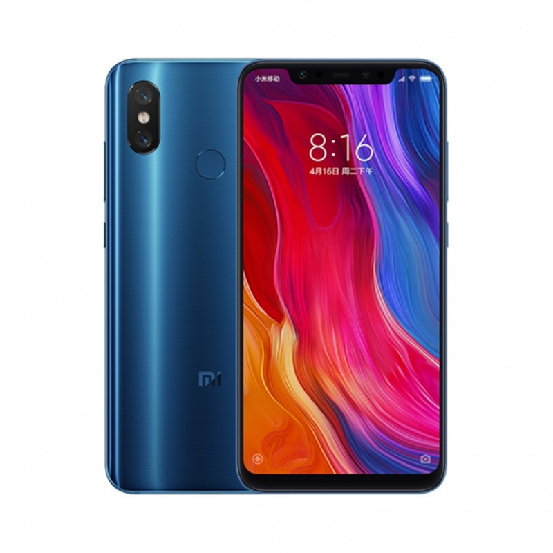 Wholesale Xiaomi Mi 8 Smartphone - 6.21Inch AMOLED Screen, Octa Core, 6GB