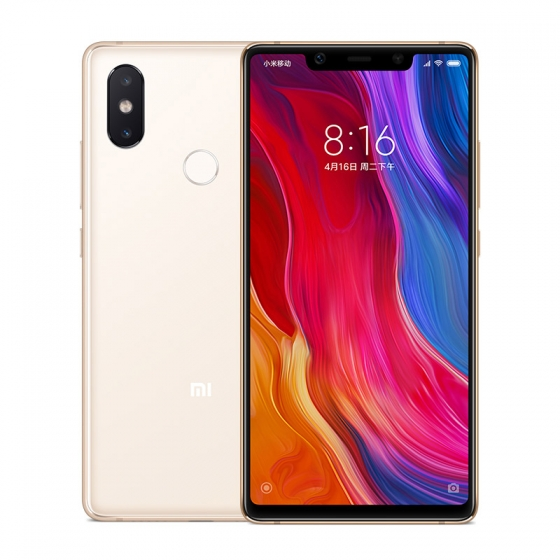 Wholesale Xiaomi Mi8 SE Android Phone - 5.88Inch Screen, Octa Core, 4GB RAM, Dual Camera, Fingerprint, 4G (Gold)