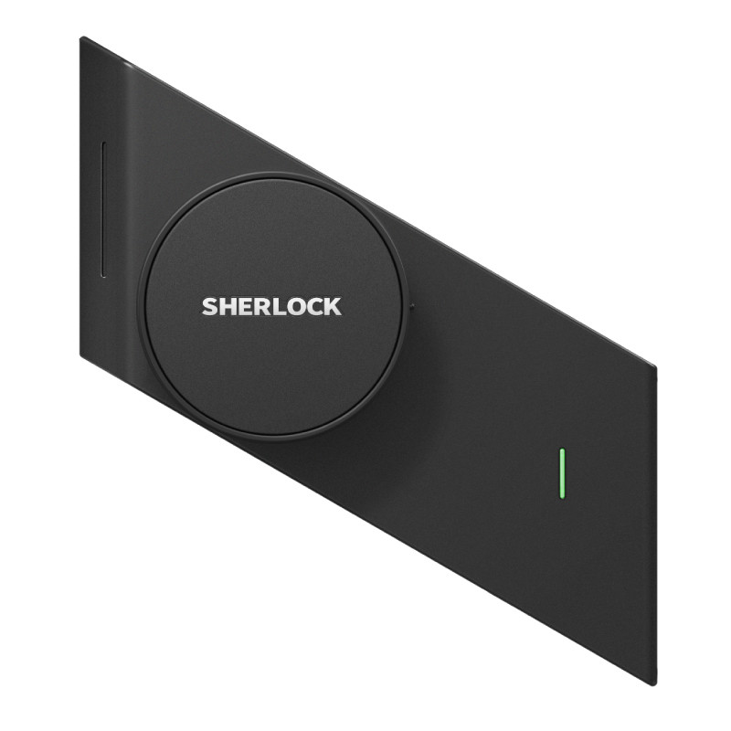 Wholesale Xiaomi Mijia Smart Stick Lock S Left Side - Bluetooth 4.0, APP Control, Unlock By Phone, 3800mAh Battery, Paste To Use