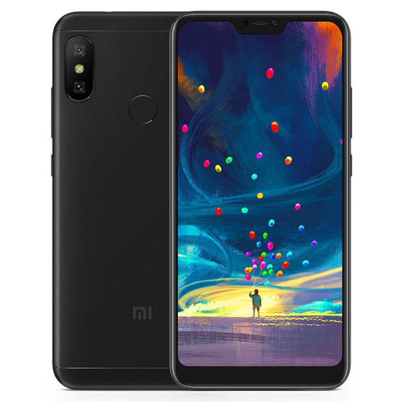 images/wholesale-electronics-2019/Xiaomi-Redmi-6-Pro-Android-Phone-584-Inch-19-9-FHD-Screen-64GB-ROM-Octa-Core-Dual-Camera-Finger-Print-4G-Black-plusbuyer.jpg