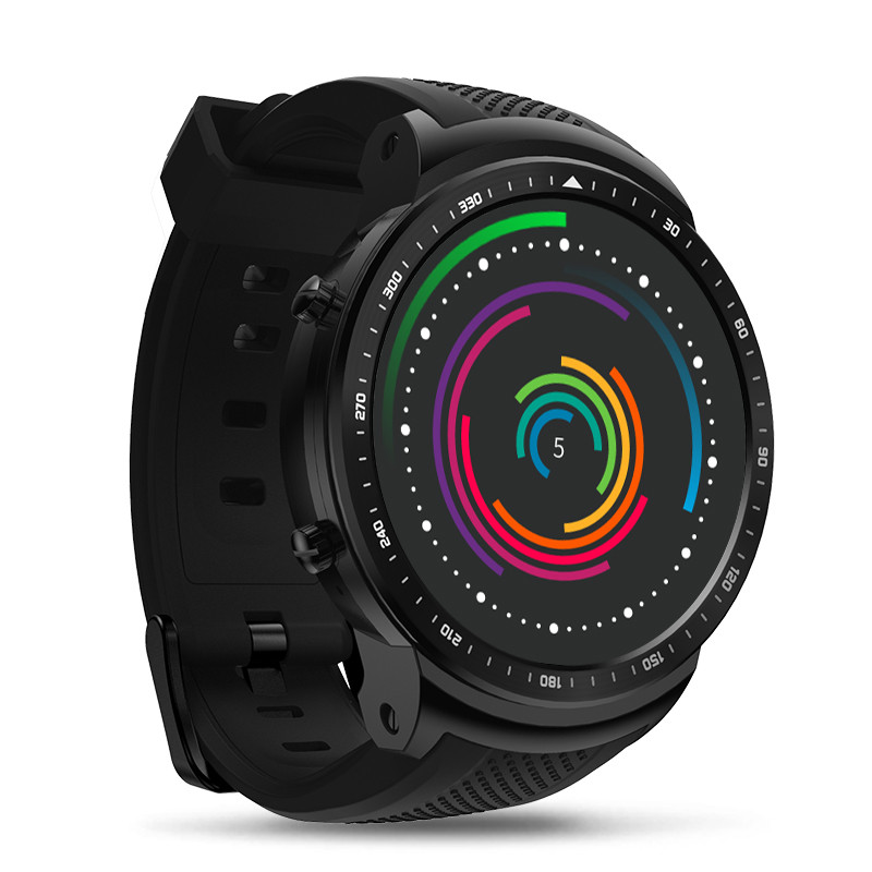 Wholesale Zeblaze Thor Pro Watch Phone - Android OS, Quad-Core CPU, 1GB RAM, 3G, 1 IMEI, Google Play, 2MP Camera, Pedometer, Heart Rate