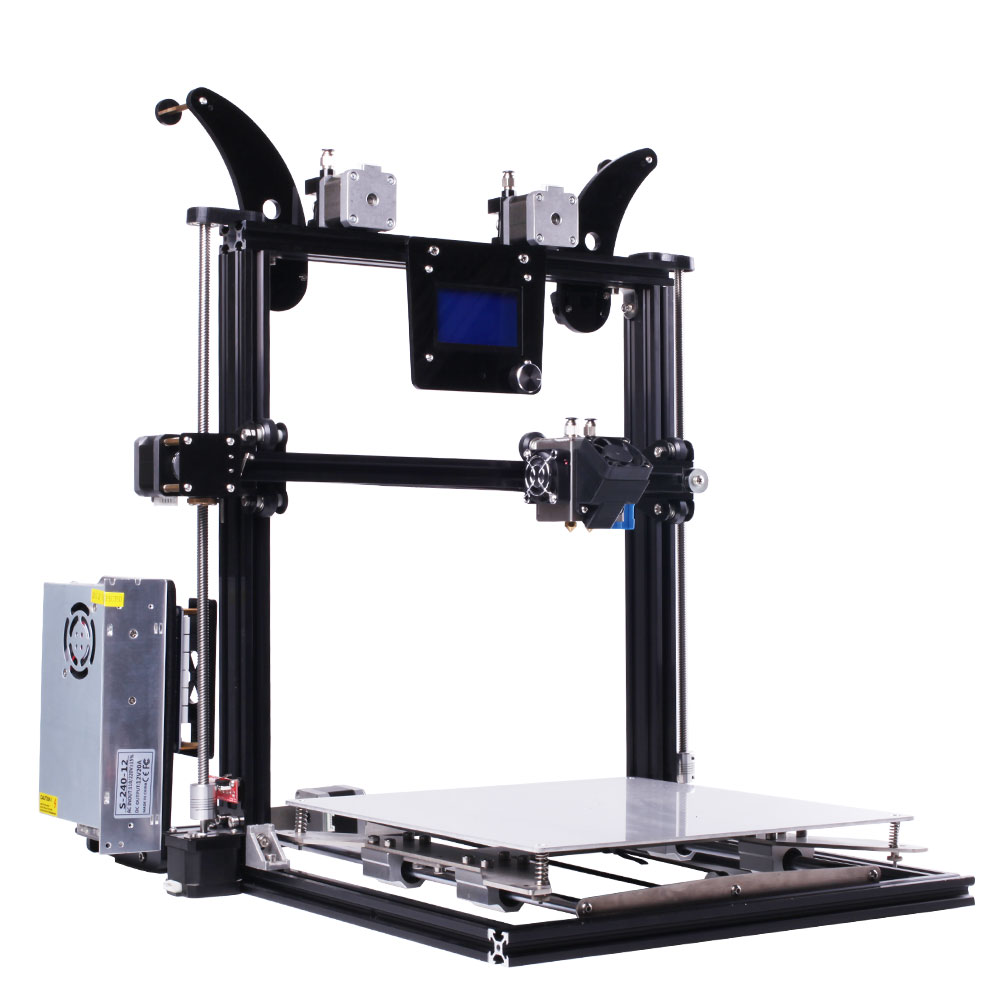Wholesale Zonestar Z8XM2 DIY 3D Printer - Large Printing Volume, Multi Col