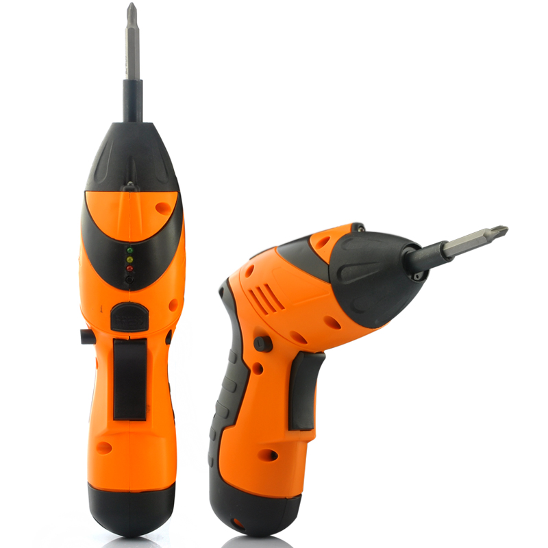 Cordless Adjustable Electric Drill and Screwdriver with ...