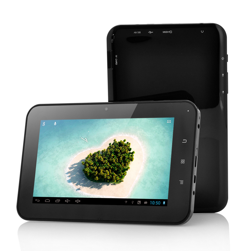Wholesale Reef - 7 Inch Capacitive Screen Android 4.1 Tablet PC (1GHz CPU, 512MB RAM, 4GB)