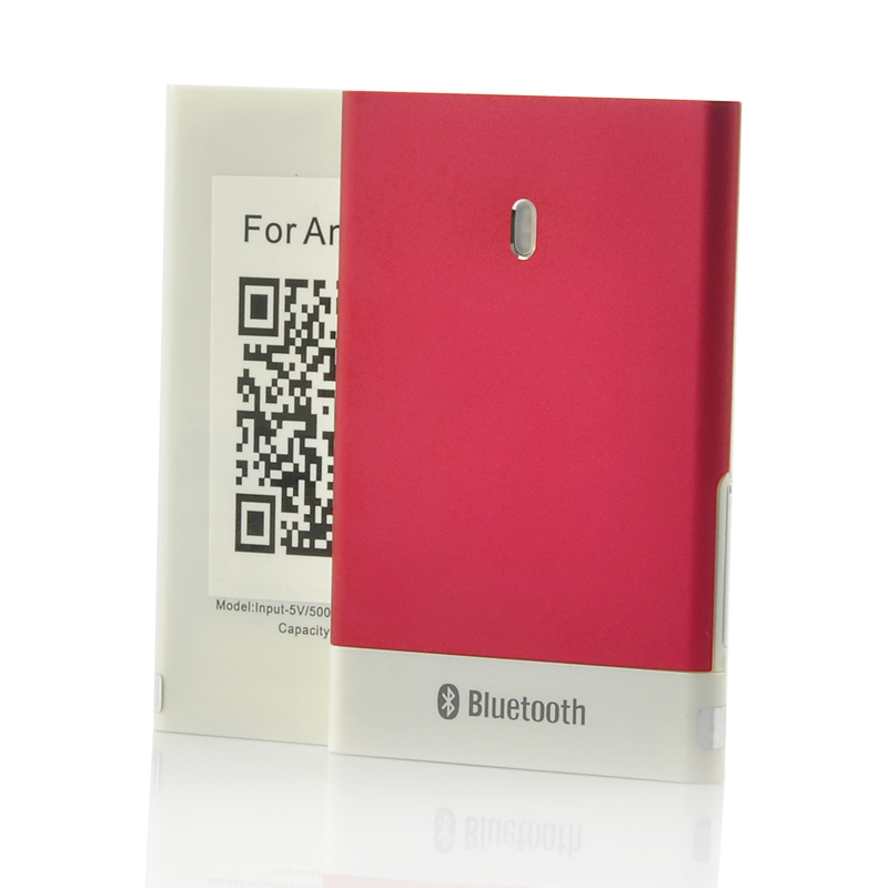 Wholesale SIM Link - Bluetooth Dual SIM Transformer for Android Tablets and Phones - Red