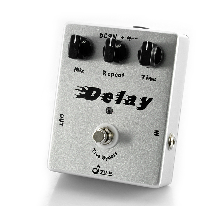 Wholesale Delay Guitar Pedal - Customize Mix, Repeat, Time Sound for Rocking and Rolling