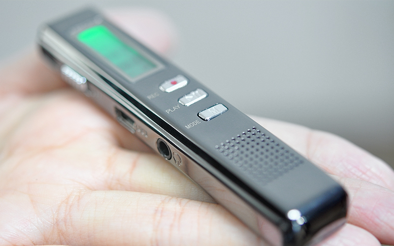 Ultra Small Digital Voice Recorder Voice Activated All
