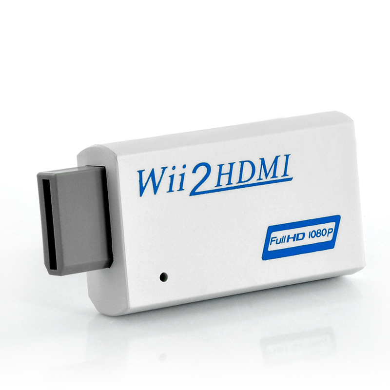 Wholesale 720P/1080P HDMI Converter for Nintendo Wii