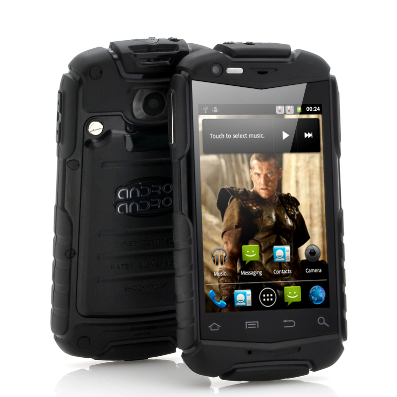 Wholesale Titan - 3.5 Inch Rugged Android Phone (Water Resistant, Shockpro