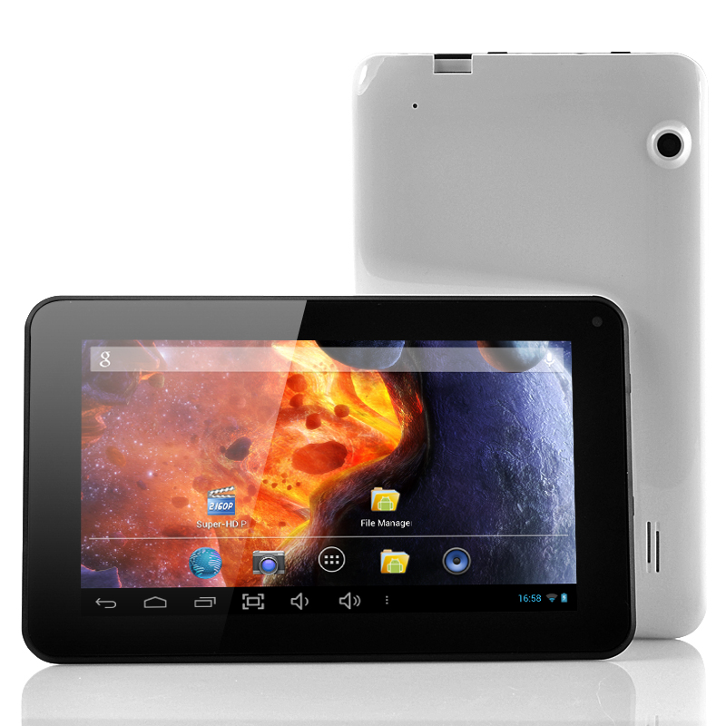 Wholesale DUB - 7 Inch Android 4.2 Tablet PC ( 1GHz Dual Core, 1GB RAM, HDMI, 8GB)
