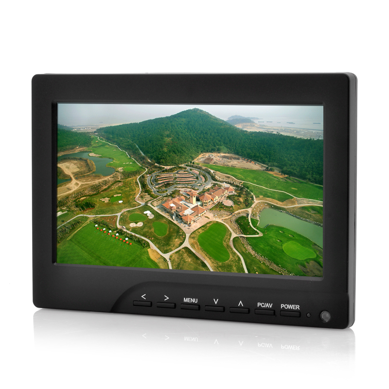 Wholesale Aero - 7 Inch FPV Monitor For RC Models (Sun Shield, 800x480, Anti Video Black Out)