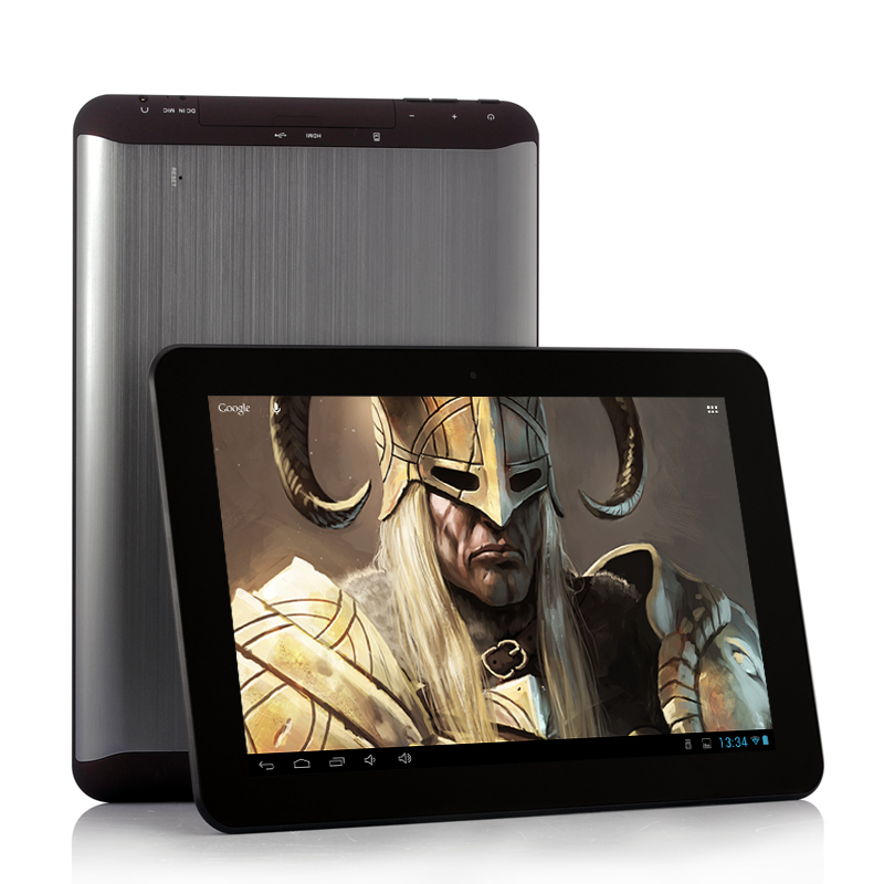 Wholesale Rurik - 10.1 Inch Quad Core Android 4.1 Tablet (1.6GHz CPU, 1280x800, 8GB Memory)
