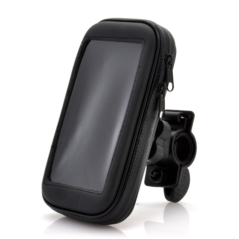 Wholesale 360 Degree Rotating Bicycle Mount + Soft Case For Samsung Galaxy S4