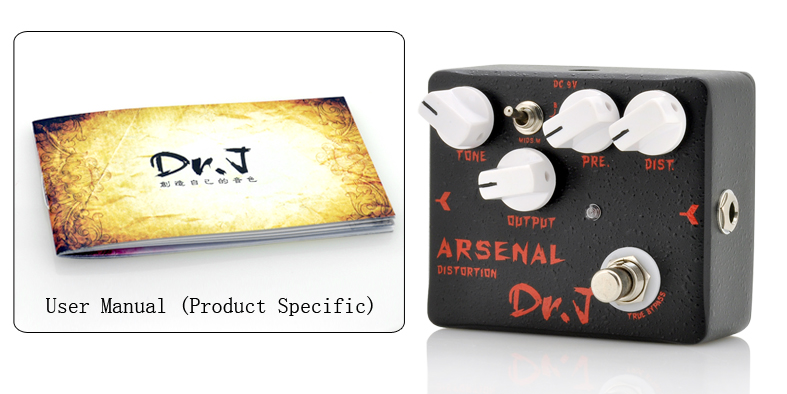 images/wholesale_online/Guitar-Effects-Pedal-Dr-J-D51-Arsenal-Distortion-Broad-Tone-Adjustments-True-Bypass-Design-plusbuyer_8.jpg