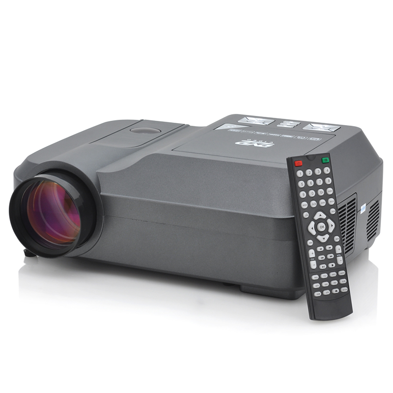 Wholesale Ocelot - Home Theater Projector with DVD Player (200 ANSI Lumens