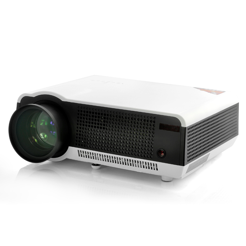 Wholesale Surface - Interactive LED Video Projector with TV Receiver (3000 Lumens, 2000:1, 2x HDMI)