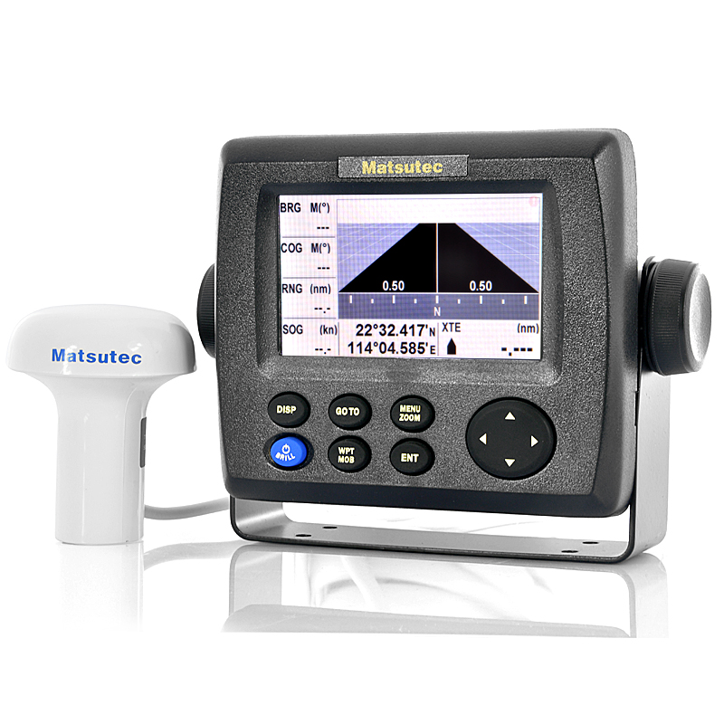 Wholesale Matsutec HP-33 - Marine GPS/SBAS Navigator with 4.3 Inch Waterproof Screen