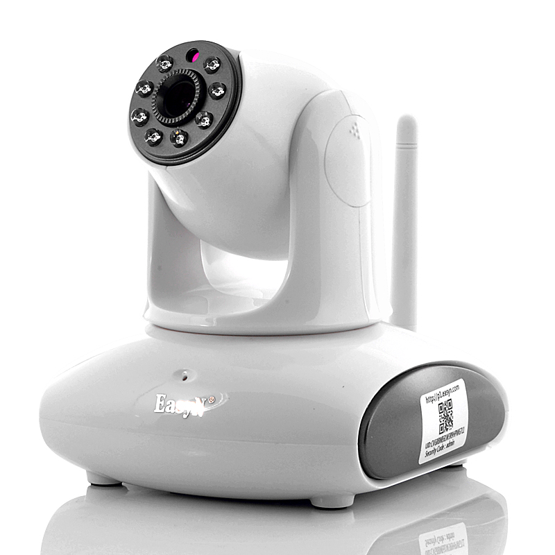 Wholesale EasyN - Two Way Audio IP Security Camera (Pan/Tilt, 1MP, 1/4 Inch CMOS)