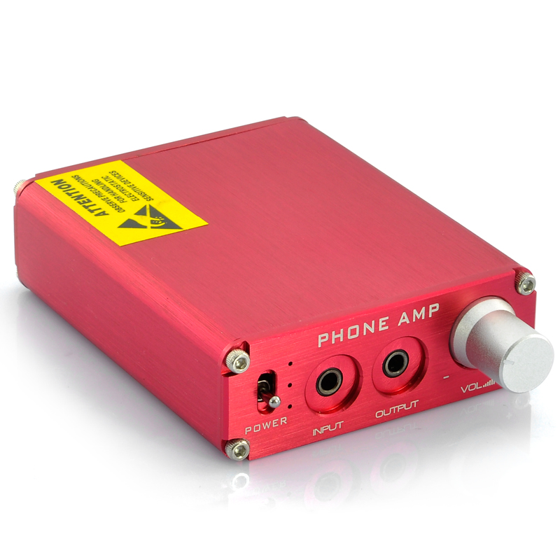 Wholesale Portable Stereo Amplifiers (Built-In Battery, 1500mW Power, Rechargeable)