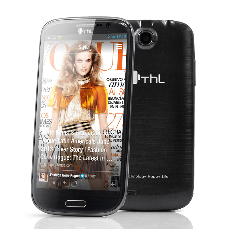 Wholesale ThL W8-16GB - Quad Core Android 4.2 Phone (5 Inch, 1.2GHz CPU, 12MP Back Camera, 16GB Memory)