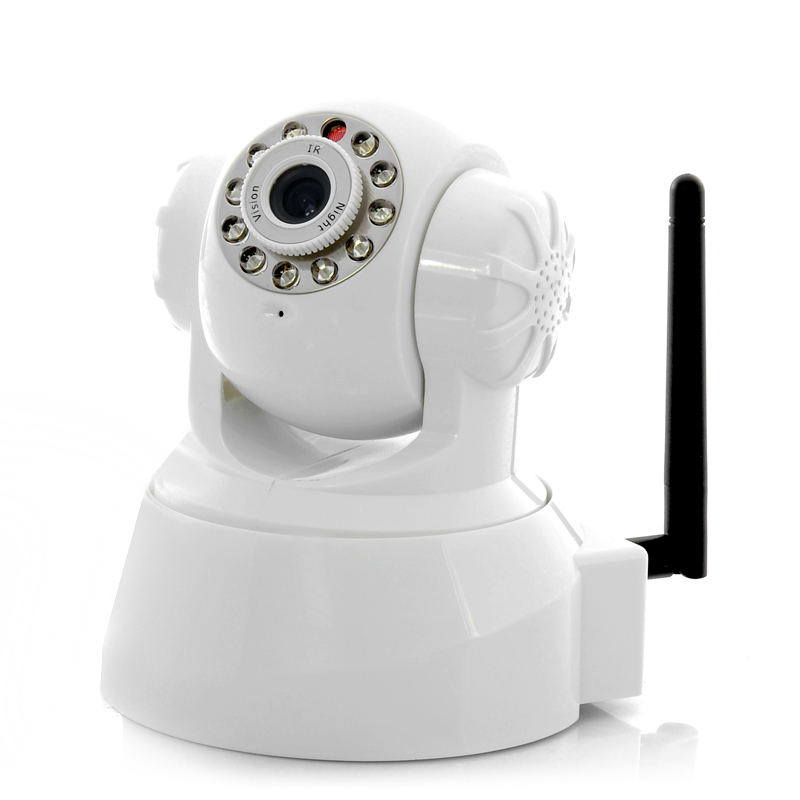 Wholesale Alpine - Wireless IP Security Camera + DVR (Pan/Tilt, Two Way Audio, 1280x720P)